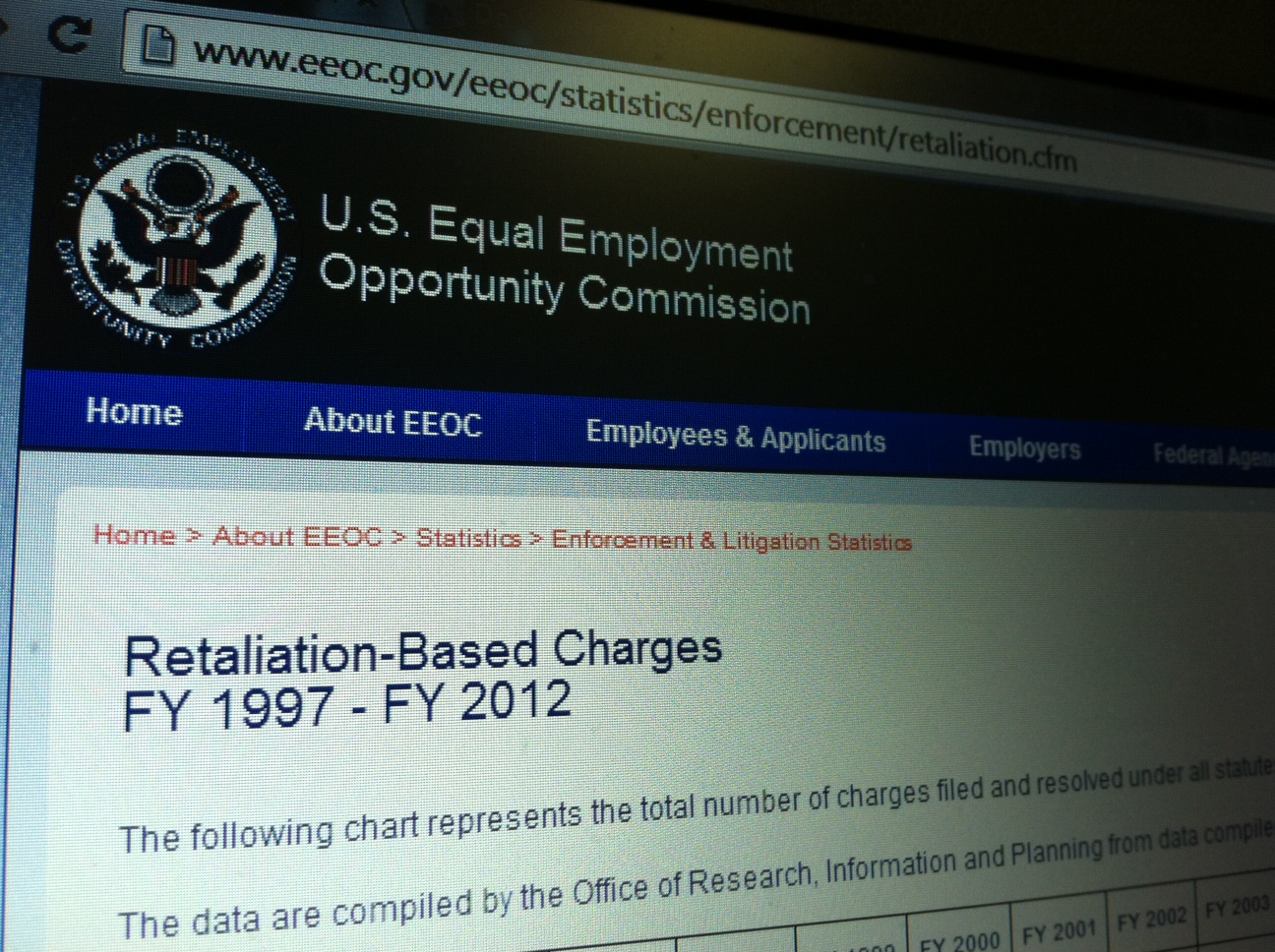 How do i write my comlpaint to the eeoc